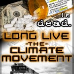 Cover for Rising Tide's 'The Climate Movement is Dead'