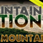 Logo for RAN's 'Mountain Action'